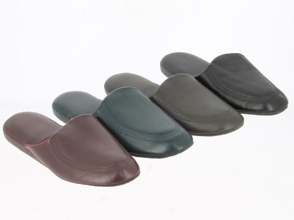.He.-Cosy, 4 Farben, PU, schwarz+bordo+d.braun+d.blau